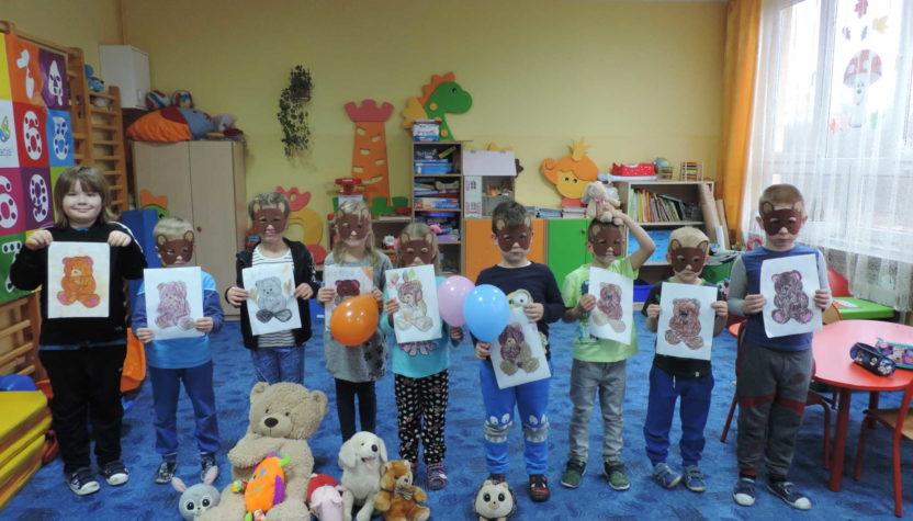Dzień Pluszowego Misia W Przedszkolu Szkoła W Klewie